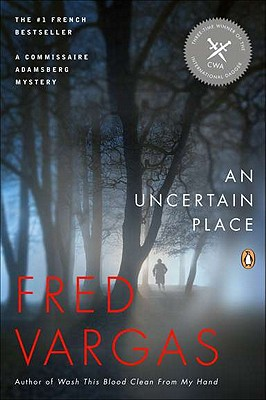 An Uncertain Place By Vargas, Fred/ Reynolds, Sian (TRN)